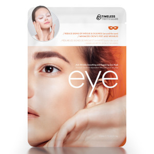 Masque bio cellulose lissant et réparateur anti-rides contour des yeux