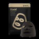 Masque au Charbon Noir Hydratant et aux Flacons d'Or