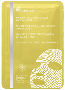 MASQUE PERFECTEUR AU COLLAGENE ET AUX PEPTIDES Q10