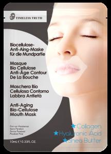 Masque Bio Cellulose Anti-Âge Contour de la Bouche